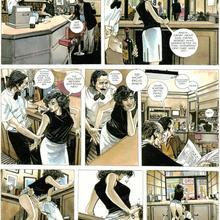 Im Kaffee von Horacio Altuna
