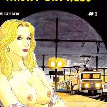 Nachtexpress 1 von Hugdebert
