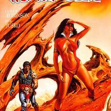 Vampirella 2 von James Robinson, Joe Jusko