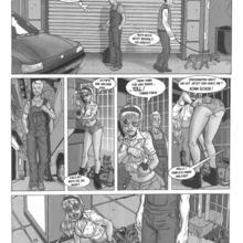 Ueberstunden 2 von Leandro Gao, Leroy