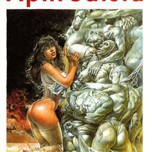 Druuna Aphrodisia von Paolo Eleuteri Serpieri