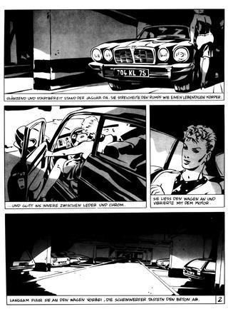 Erma Jaguar Nacht fuer Nacht von Alex Varenne