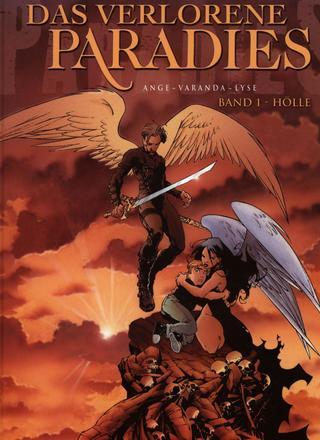 Das verlorene Paradies 1 Hoelle von Ange, Philippe Xavier, Varanda