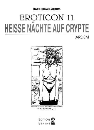 Heisse Naechte auf Crypte von Ardem