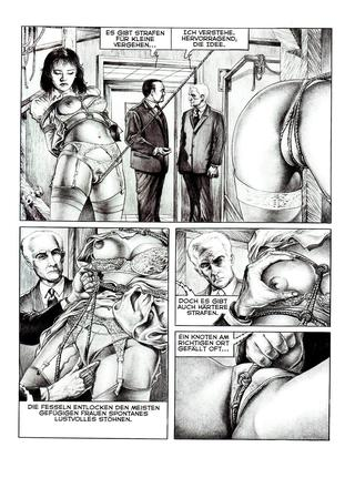 Bondage von Aubert