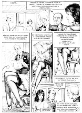 Fetisch von Aubert