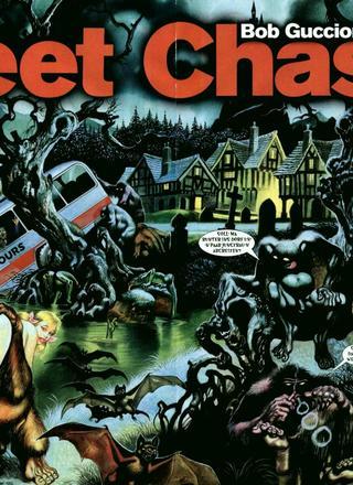 Sweet Chestity 1 von Bob Guccione, Ron Embleton