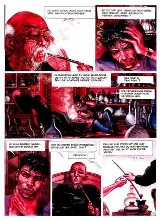 Die Augen der Apokalypse von Carlos Gimenez, Dal Pra
