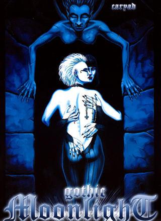 Gothic Moonlight von Caryad