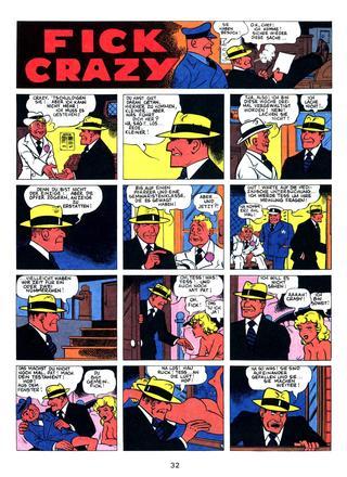 Fick Crazy von Chester Gould