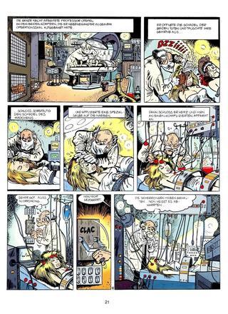 Ich die Sexbombe 1 von Di Sano, Walthery