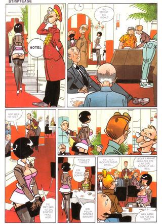 Striptease von Dick Matena