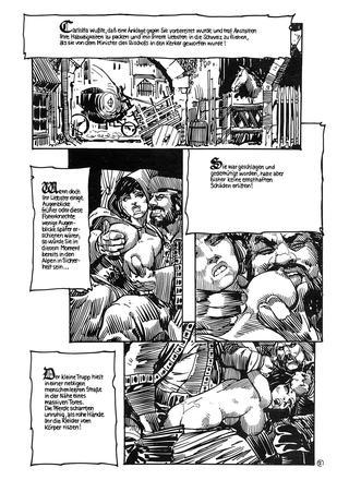 Die Welt von Schmerz und Leidenschaft von Don Lomax