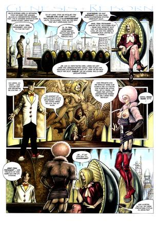 Genesis Reborn von Ferran Xalabarder