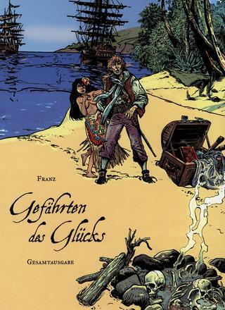 Gefaehrten des Gluecks 1 Nur eine Insel von Franz Drappier