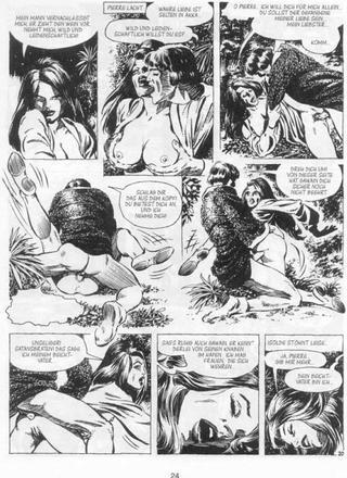 Der Bastard Der Venus von Garvi Marau