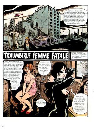 Traumberuf Femme Fatale by George Pichard