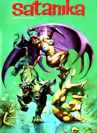 Satanika 2 von Glenn Danzig, Duke Mighten, Simon Bisley