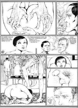 Die Geschichte Der O von Guido Crepax
