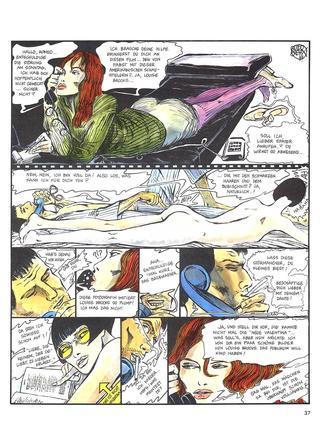 Der Ritt auf dem Tiger von Guido Crepax