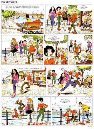 Heisse Koepfe 24 von Gurcan Guersel