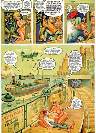 Playboys Little Annie Fanny von Harvey Kurtzman, Will Elder
