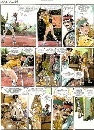 Das Alibi von Horacio Altuna
