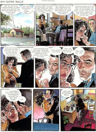 Ein Gutter Bulle von Horacio Altuna