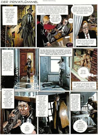 Der Privatluemmel von Horacio Altuna