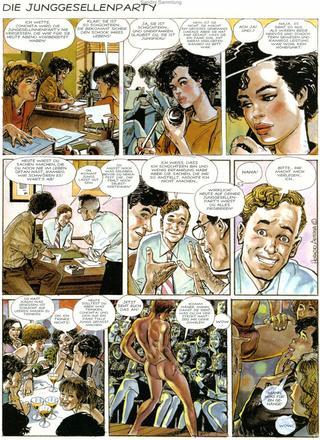 Die Junggesellenparty von Horacio Altuna