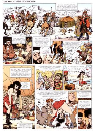 Heisse Koepfe 19 von Jaap de Boer