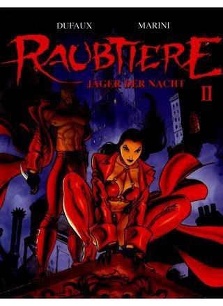 Raubtiere Jaeger der Nacht 2 von Jean Defaux, Enrico Marini