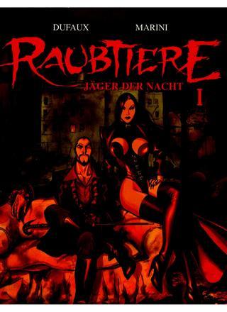 Raubtiere Jaeger der Nacht 1 von Jean Defaux, Enrico Marini