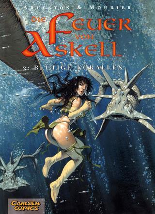 Die Feuer von Askell 3 Blutige Korallen von Jean-Louis Mourier, Scotch Arleston