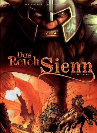 Das Reich der Sienn 1 Yarligs Erbe von Jean-Luc Istin, Nicolas Pona