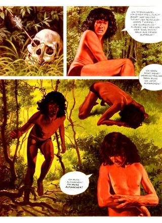 Amazonen von Jeronaton