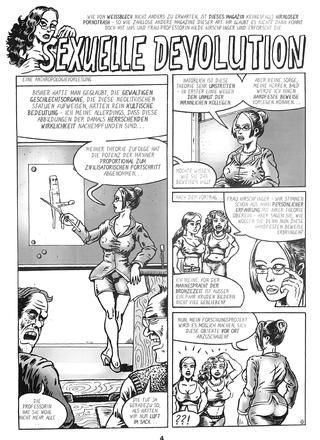 Sexuelle Devolution 1 von Levin Kurio