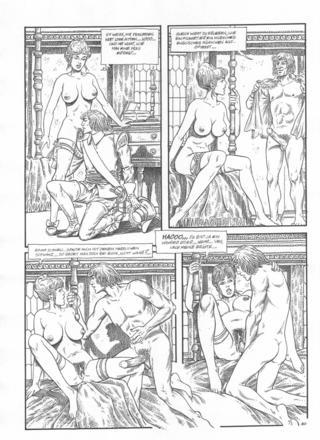 Die Drei Musketiere von Mancini