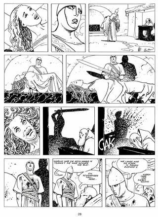Ein Traum Vielleicht von Milo Manara