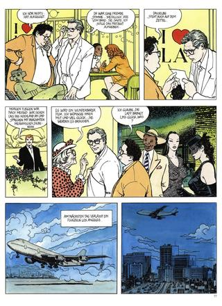 Die Reise nach Tulum von Milo Manara