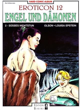 Engel und Daemonen van Olson