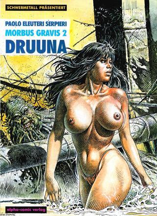 Druuna Morbus Gravis 2 von Paolo Eleuteri Serpieri