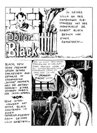 Valerie und Doctor Black von Peter Dahl