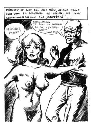 Valerie und Contitte von Peter Dahl