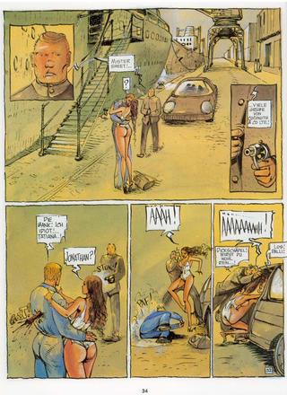 Die Endlose Flucht von Peter Riverstone