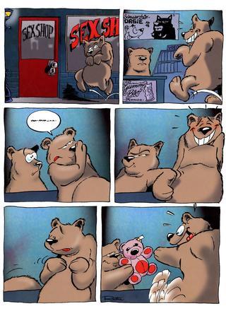 Schweinskram von Ralph Ruthe