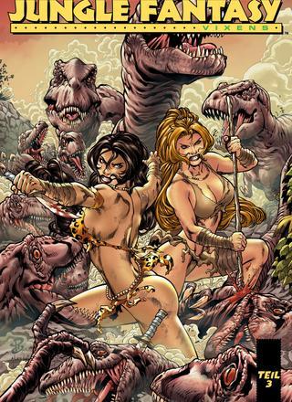 Jungle Fantasy 3 von Renato Camilo, Al Rio