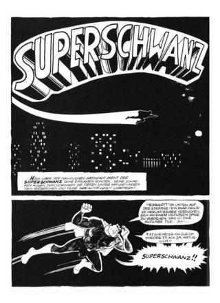 Superschwanz von Rod MGurk
