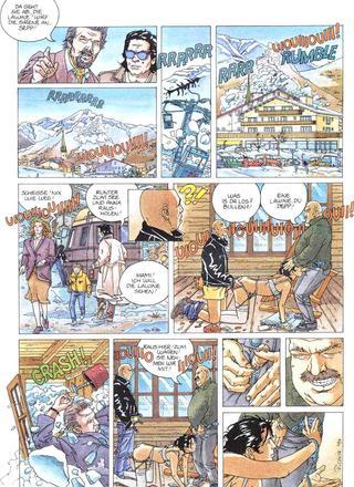 Anna Stein Das Letzte Alpengluehen von Ronald Putzker
