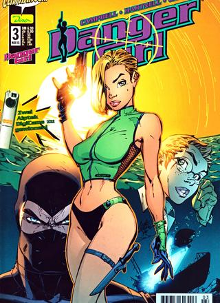 Danger Girl 3 de Scott Campbell, Andy Hartnell, Alex Garner